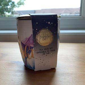 Mug with Infuser & Lid 2/$25